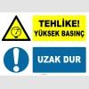 EF1269 - Tehlike! Yüksek Basınç, Uzak Dur
