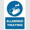 EF1282 - Ellerinizi Yıkayınız