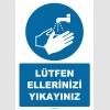 EF1283 - Lütfen Ellerinizi Yıkayınız