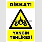 EF1311 - Dikkat! Yangın Tehlikesi