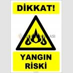 EF1312 - Dikkat! Yangın Riski
