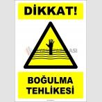 EF1421 - Dikkat! Boğulma Tehlikesi