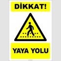 EF1427 - Dikkat! Yaya Yolu