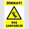 EF1433 - Dikkat! Baş Çarpabilir