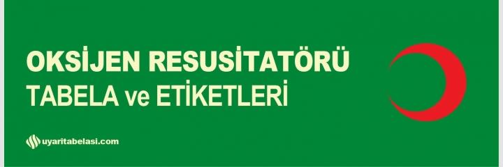 Oksijen Resusitatörü