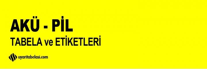 Akü - Pil