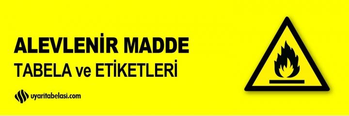 Alevlenir Maddeler