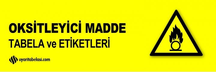 Oksitleyici Maddeler