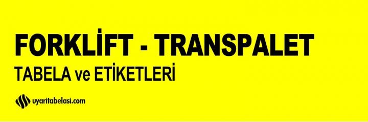 Forklift-Transpalet