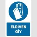 EF1536 - Eldiven Giy