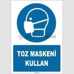 EF1564 - Toz Maskeni Kullan