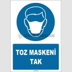 EF1679 - Toz Maskeni Tak