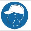 EF1734 - Koruyucu Kep/Şapka İşareti/Levhası/Etiketi