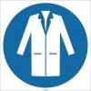 EF1757 - İş Önlüğü İşareti/Levhası/Etiketi