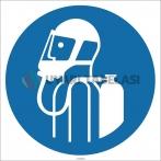 EF1790 - Solunum Aygıtı İşareti/Levhası/Etiketi