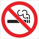 EF1807 - Sigara İçilmez İşareti/Levhası/Etiketi