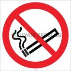 EF1812 - Sigara İçilmez İşareti/Levhası/Etiketi
