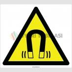 EF2089 - Dikkat Manyetik Alan İşareti