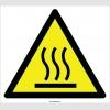 EF2100 - Dikkat Sıcak Yüzey Yanma Tehlikesi İşareti