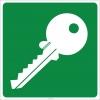 EF2156 - Anahtar İşareti/Levhası/Etiketi
