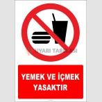 EF2159 - Yemek ve İçmek Yasaktır