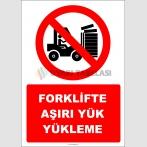 EF2226 - Forklifte Aşırı Yük Yükleme