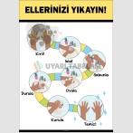 EF2233 - Ellerinizi Yıkayın