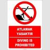 EF2372 - Türkçe İngilizce Atlamak Yasaktır, Diving is Prohibited