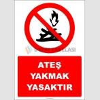 EF2411 - Ateş Yakmak Yasaktır