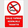 EF2437 - Dalış Yapmak Kesinlikle Yasaktır