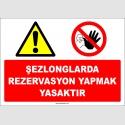EF2458 - Şezlonglarda rezervasyon yapmak yasaktır
