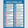 EF2511 - Havuz Kuralları