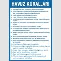 EF2520 -  Havuz Kuralları