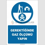 EF2572 - Gerektiğinde Gaz Ölçümü Yapın