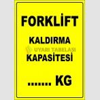 EF2667 - Forklift Kaldırma Kapasitesi (bize bildirin yazalım)