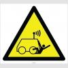 EF2695 - Uzaktan Operatör Kumandalı Makina Tarafından Ezilme Tehlikesi