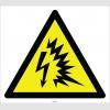 EF2696 - Elektrik Ark Patlaması (Flaş) Tehlikesi İşareti