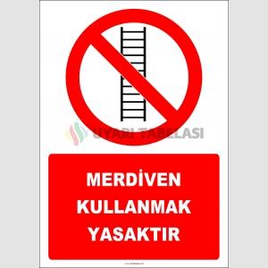 EF2762 - Merdiven Kullanmak Yasaktır