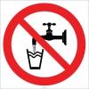 EF2764 - İçilmez su işareti