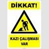 EF2772 - Dikkat! Kazı Çalışması Var