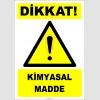EF2836 - Dikkat! Kimyasal Madde