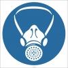 EF2865 - Maske Kullan İşareti/Levhası/Etiketi