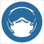 EF2889 - Maske Kullan İşareti/Levhası/Etiketi