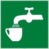 EF2903 - İçme Suyu İşareti Levhası/Etiketi