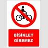 EF2913 - Bisiklet Giremez
