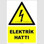 EF2954 - Dikkat! Elektrik Hattı