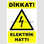 EF2958 - Dikkat! Elektrik Hattı