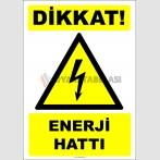 EF2960 - Dikkat! Enerji Hattı