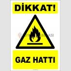 EF2961 - Dikkat! Gaz Hattı