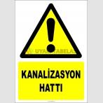 EF2967 - Dikkat! Kanalizasyon Hattı